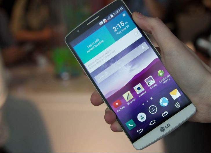 Download LG G3 Icon Pack: icone e sfondi originali per alcuni dei principali launcher alternativi per Android, per trasformare qualsiasi Android in LG G3